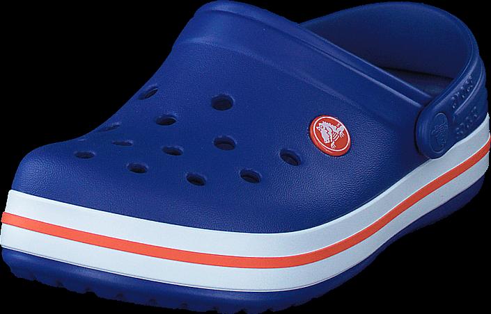 Crocs Crocband Clog K Cerulean Blue, Sko, Sandaler & Tøfler, Crocssandaler, Blå, Unisex, 20