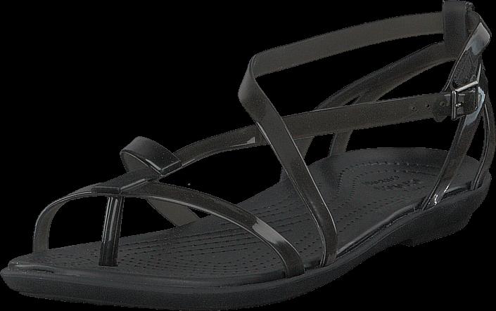 Crocs Isabella Gladiator Sandal W Black/black