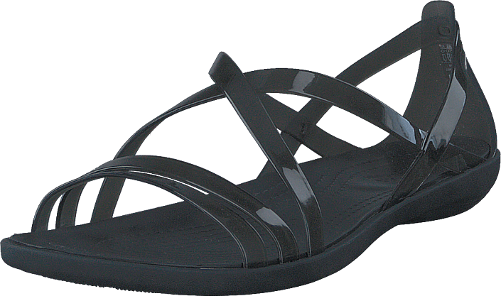 Crocs Isabella Strappy Sandal Black