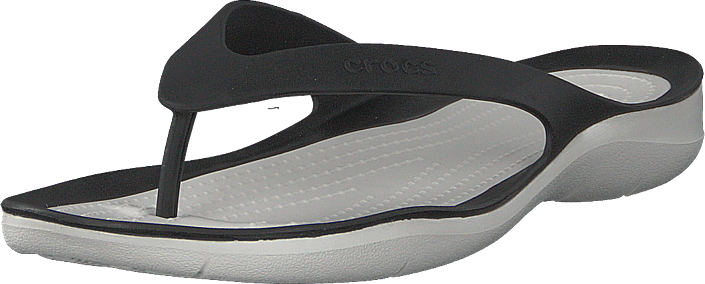 Crocs - Swiftwater Flip W Black/white