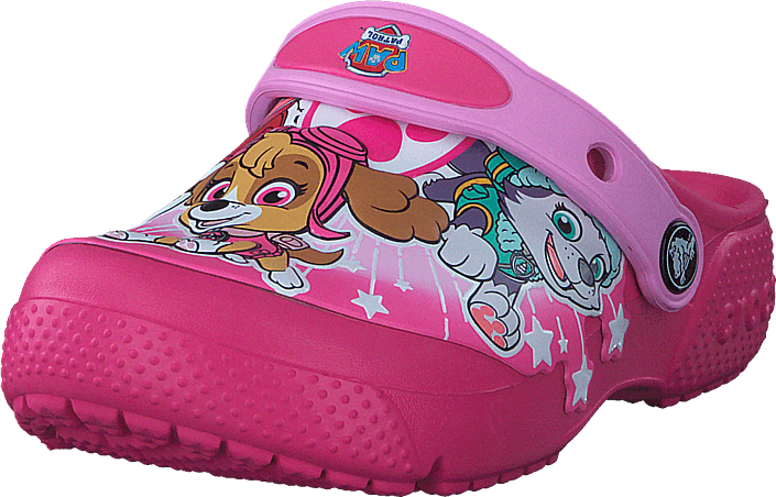 Crocs - Funlab Paw Patrol Clogs Ps G Vibrant Pink