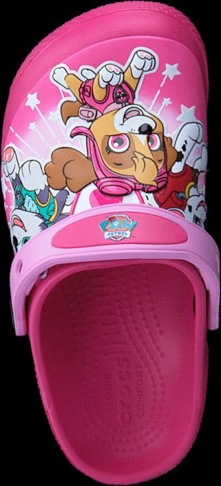 Crocs Funlab Paw Patrol Clogs Ps G Vibrant Pink