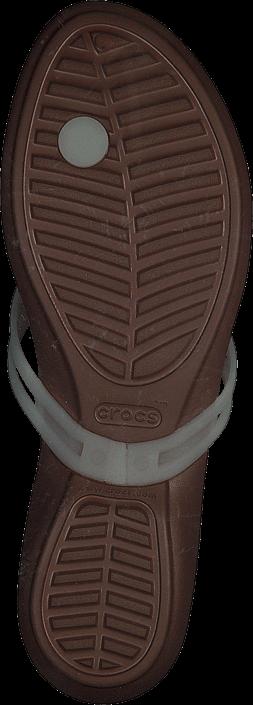Crocs - Crocs Isabella Flip W White/bronze