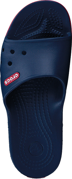 Crocs - Crocband Ii Slide Navy/pepper