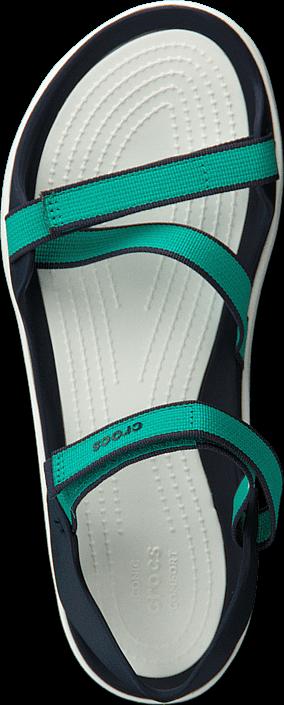 Crocs - Swiftwater Webbing Sandal W Tropical Teal