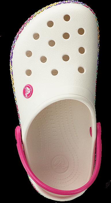 Crocs - Crocband Gallery Clog K Oyster