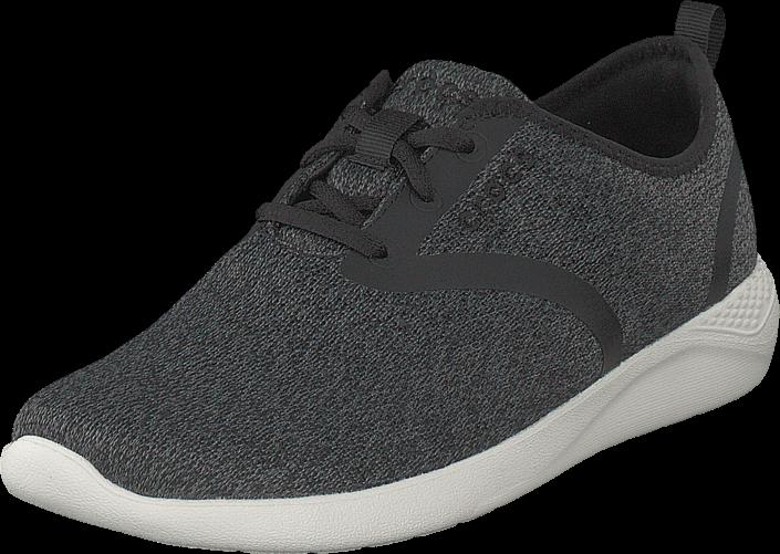 Crocs - Literide Lace W Black/white