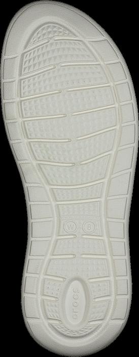 Crocs - Literide Sandal W Black/white