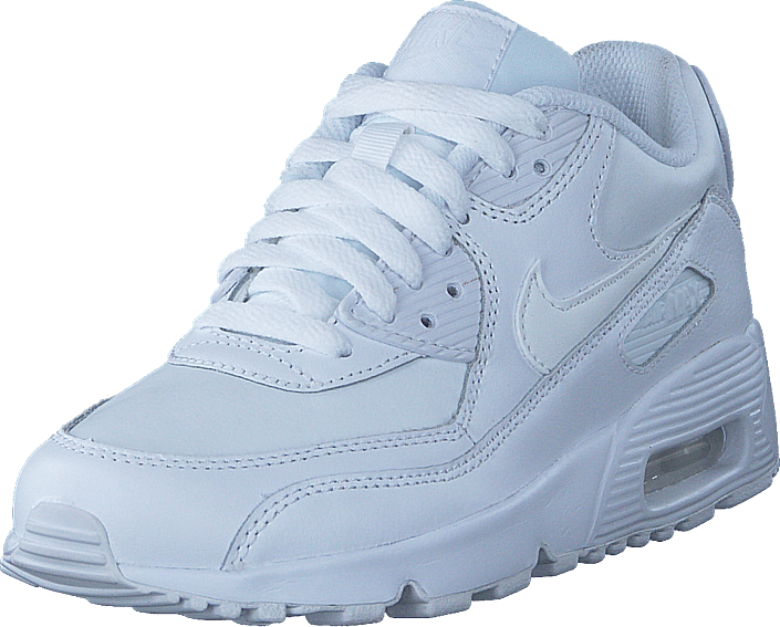 Nike - Nike Air Max 90 Ltr (gs) White/white