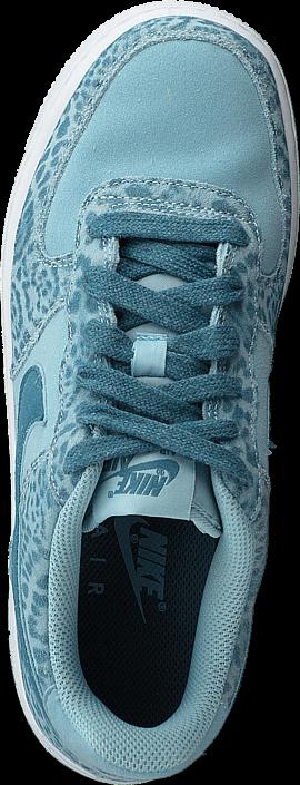 best website 93360 962f5 Kjøp Nike Nike Air Force 1 Lv8 (gs) Ocean Bliss noise Aqua-white turkise  Sko Online   BRANDOS.no