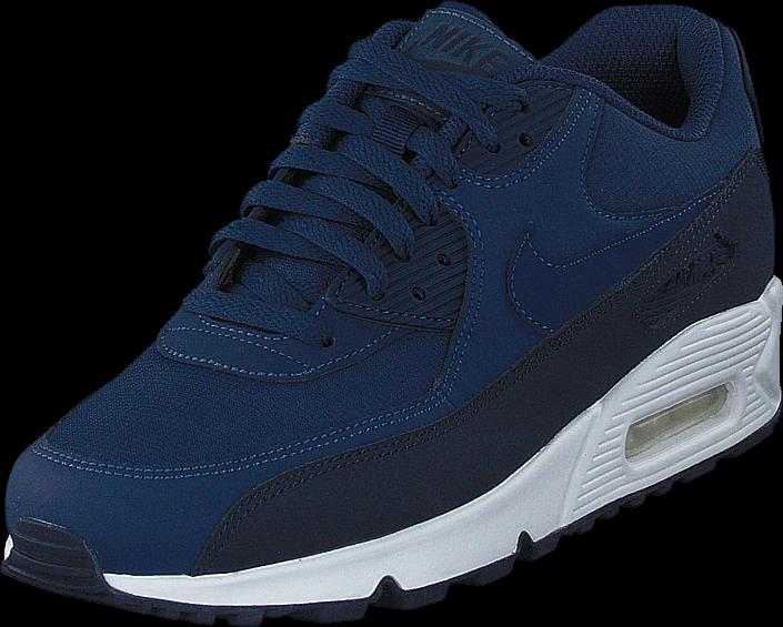 Nike - Nike Air Max 90 Essential Obsidian/navy-white