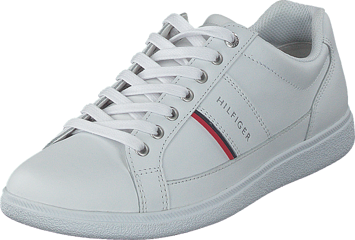 Tommy Hilfiger Danny 7 White, Sko, Lave sko, Tursko, Hvit, Herre, 40