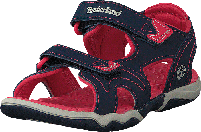 Timberland - Adventure Seeker 2-strap Black Iris
