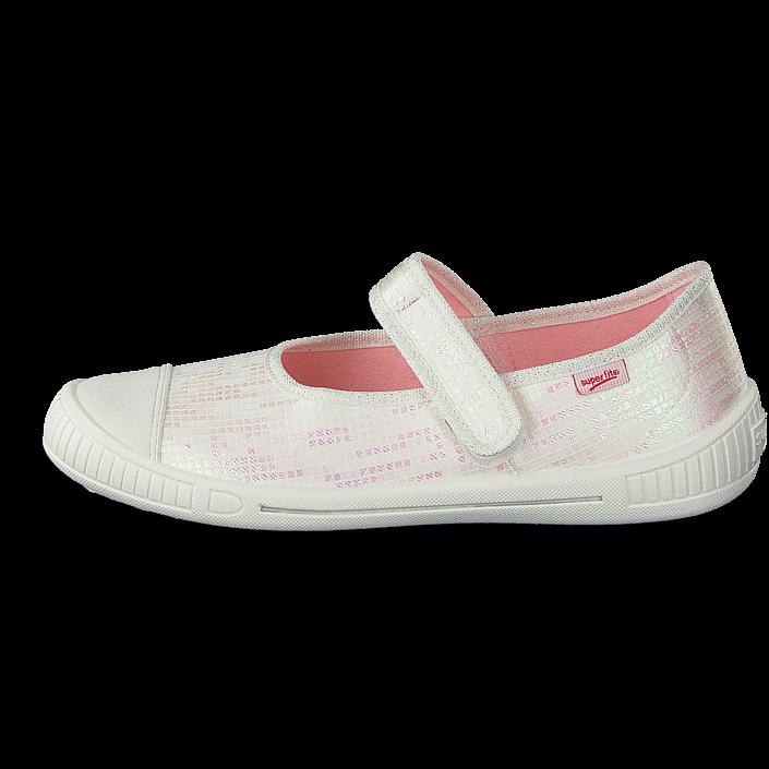 Osta Superfit Bella White Multi valkoiset Kengät Online  2df01fcb06