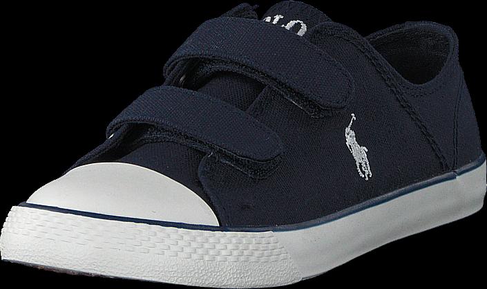 Ralph Lauren Junior Darian Ez C Navy, Skor, Sneakers & Sportskor, Låga sneakers, Blå, Unisex, 27