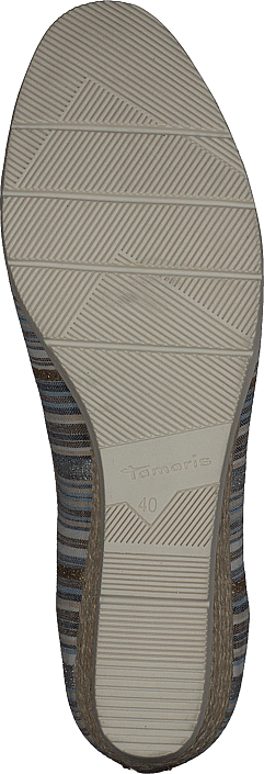 Tamaris - 22301-818 Blue Comb