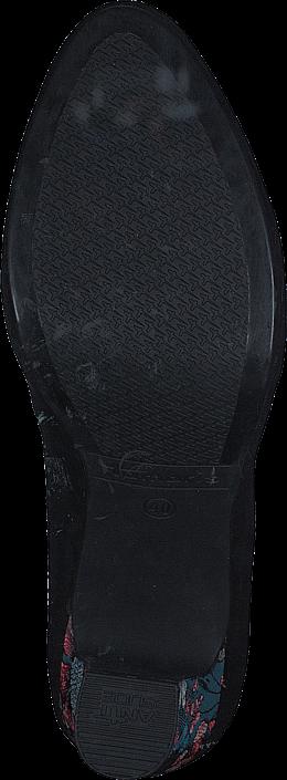 Tamaris - 22431-098 Black Comb