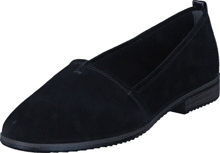 Tamaris - 24205-004 Black Suede