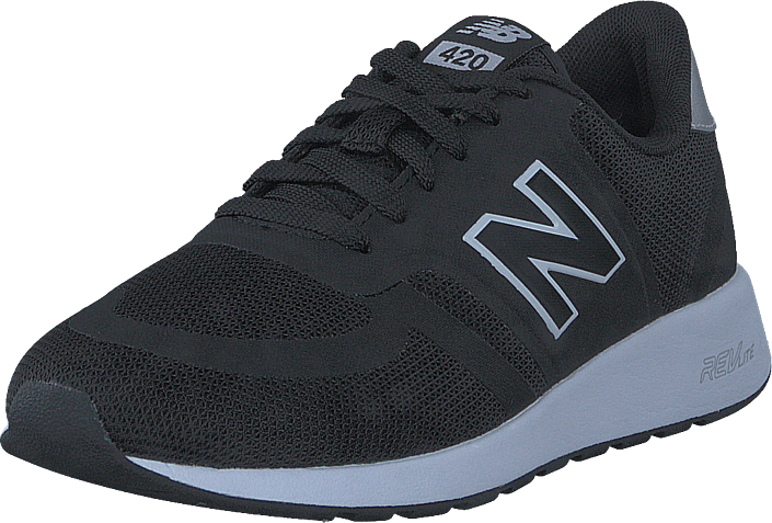 new balance 420 trainers in black mrl420cd