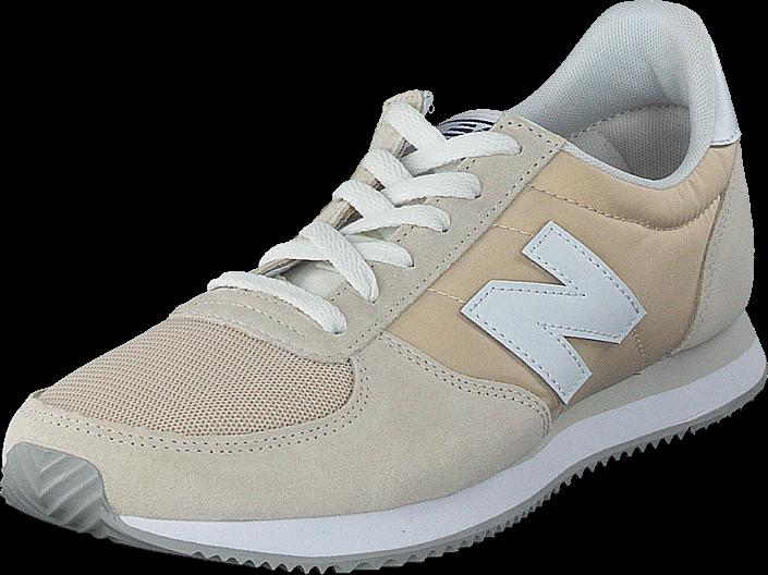 Footway SE - New Balance U220cm Moonbeam, Skor, Sneakers & Sportskor, Sneakers, Grå, Unisex,  747.00