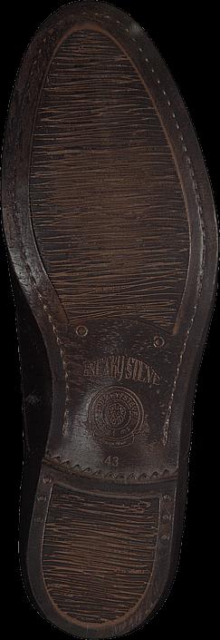 Sneaky Steve Dirty Low Brown Leather