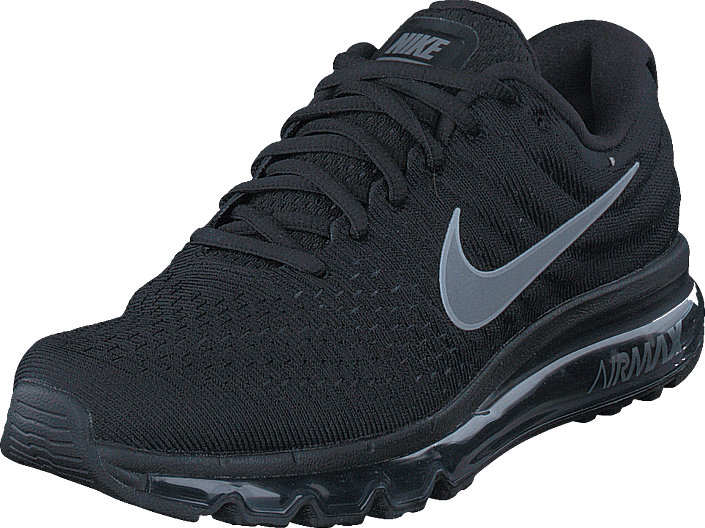 Nike Air Max 2017 Black/ White-anthracite