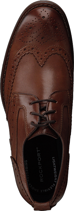 Rockport - Wynstin Wingtip Brown
