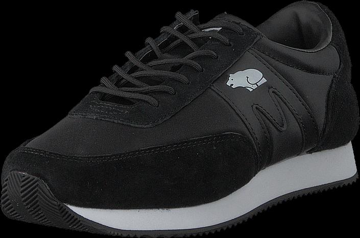 Karhu Albatross Black - Black, Sko, Sneakers & Sportsko, Lave Sneakers, Svart, Unisex, 42