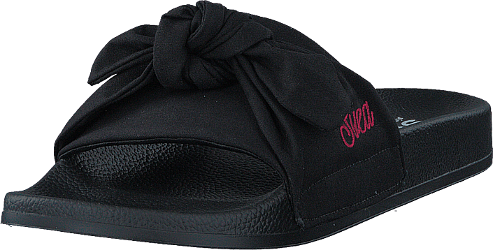 Svea Alex Knot Slipper Black