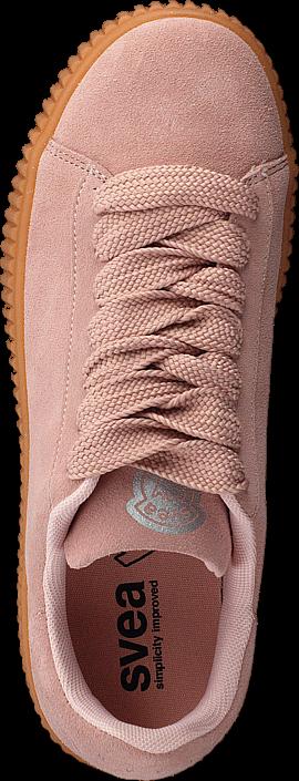 Svea Anna Wide Lace Sneaker Blush
