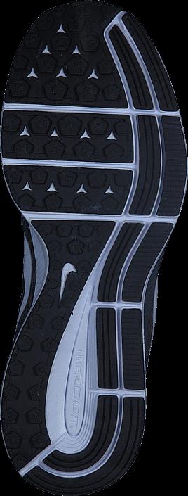 Nike Nike Zoom Pegasus 34 Gs Black/white-dk Grey-anthracite