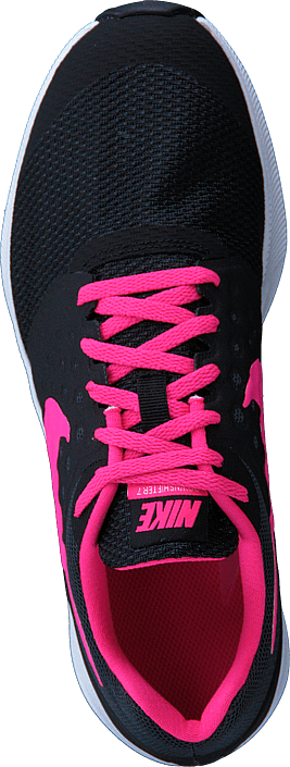 Nike - Downshifter 7 Gs Black/hyper Pink-white