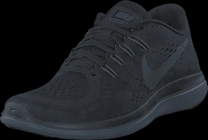 Nike Nike Flex 2017 Rn Black/mtlc Hematite-anthracite