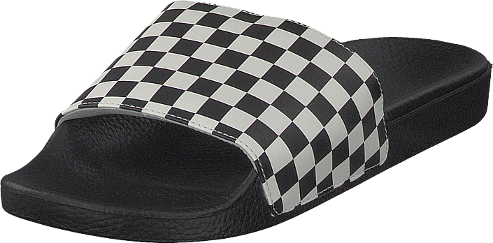 Vans - Mn Slide-on Checker White
