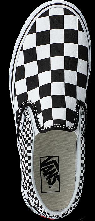 Vans - Ua Classic Slip-on Mix Checker Black/white