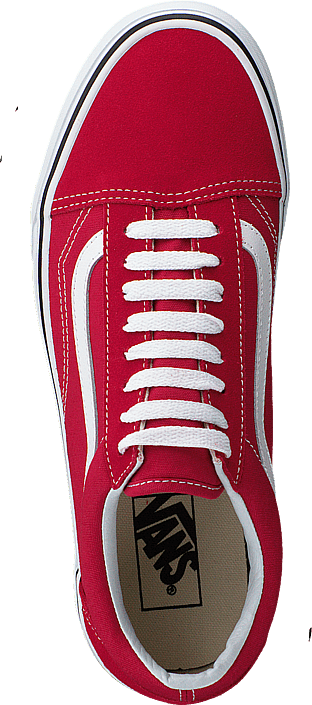 Vans - Ua Old Skool Crimson/white