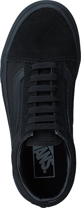 Vans - Ua Old Skool Platform Black/black