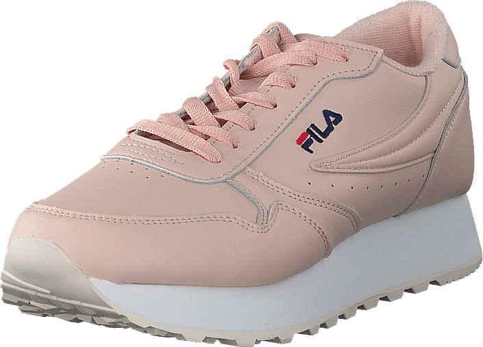 Fila - Orbit Zeppa L Wmn Peach Whip
