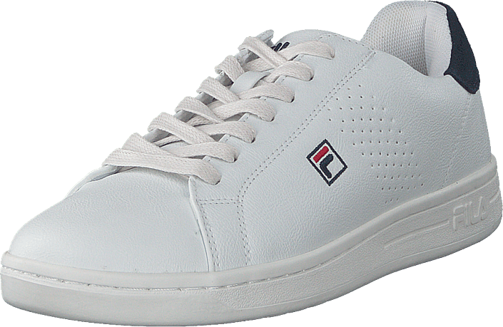 Footway SE - Fila Crosscourt 2 F Low White/dress Blue, Skor, Sneakers & Sportskor, Sneakers,  547.00