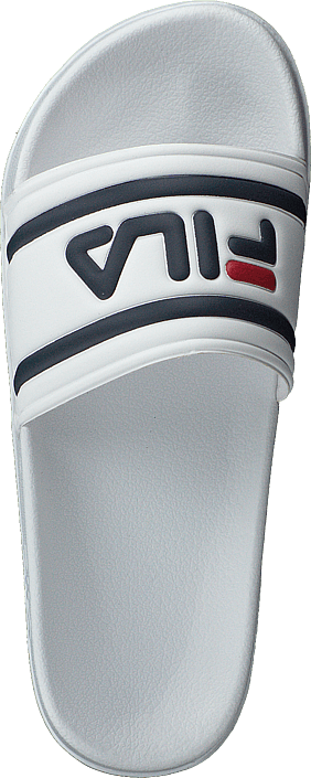 Fila - Moro Bay Slipper White