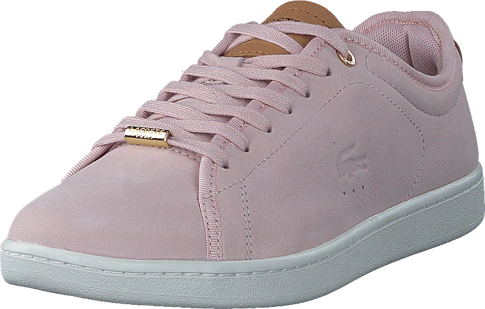 Lacoste - Carnaby Evo 317 8 Lt Pink/off White