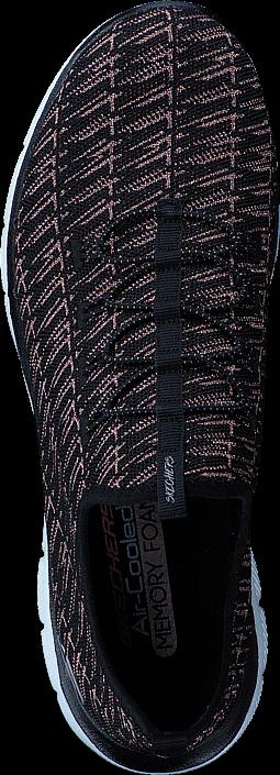 Skechers Flex Appeal 2.0 Bkrg