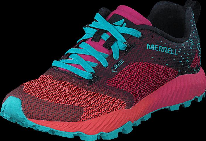 Merrell All Out Crush 2 Gtx Azalea/turquoise