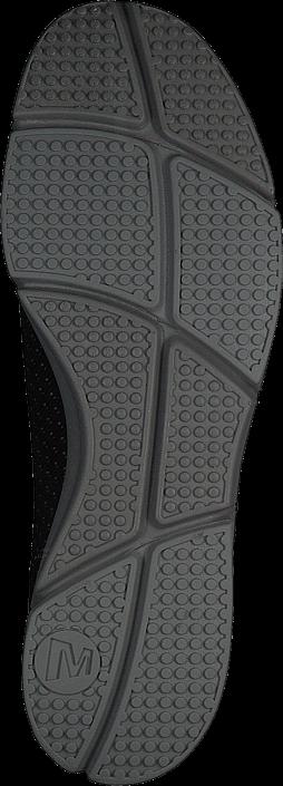 Merrell - Zoe Sojourn Ballet Knit Q2 Black/grey