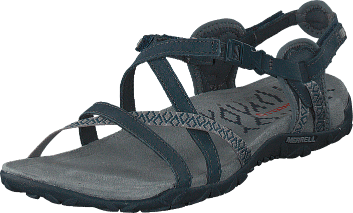 Merrell - Terran Lattice Ii Slate Black