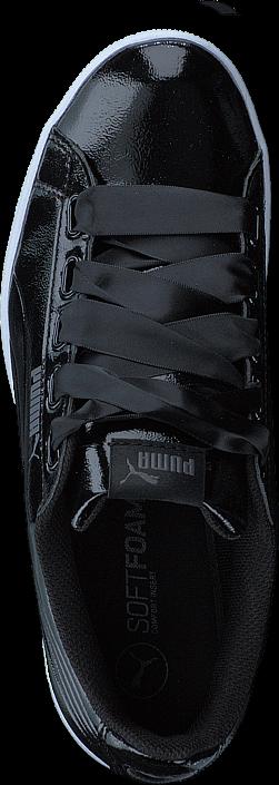 Puma - Puma Vikky Ribbon P Puma Black-puma Black