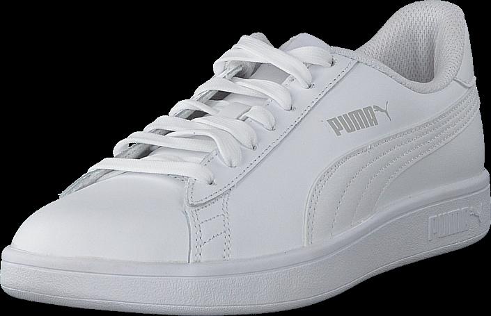 Footway SE - Puma Puma Smash V2 L Puma White-puma White, Skor, Sneakers & Sportskor, Låga sne 487.00