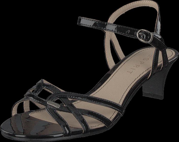 Esprit - Birkin Sandal 001 Black