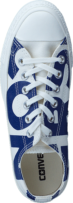 Converse Chuck Taylor All Star Natural/blue/egret