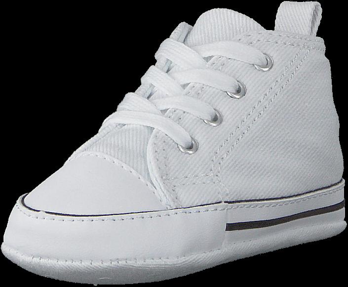 Converse - Chuck Taylor First Star - Hi White